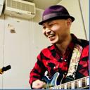 阿部徹さん(エレキギター)